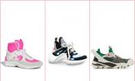 Esti curioasa sa vezi ce sneakers aleg toate fashionistele anul acesta? Iata cei mai stylish sneakers ai anului 2018 - FOTO
