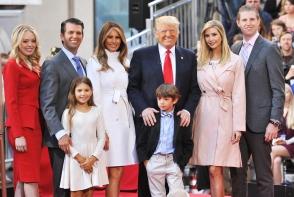 Fiul lui Donald Trump divorteaza. Este cel mai recent zvon din presa americana, abordat atat de tabloide, cat si de publicatiile serioase -FOTO