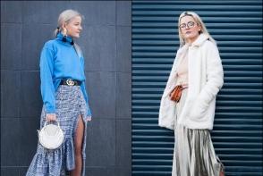 """Cristina Tabun: """"Fustele midi si cu talie inalta sunt potrivite pentru femeile minione"""". Bloggerita de moda iti ofera sfaturi de styling pentru fiecare tip de silueta - FOTO"""
