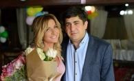 Cea mai sexy femeie din Moldova, intr-o relatie cu Corneliu Botgros? Blonda si artistul au fost surprinsi in ipostaze tandre - FOTO