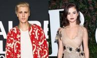 Justin Bieber a uitat rapid de Selena Gomez. Acesta a fost surprins langa o blonda focoasa - FOTO