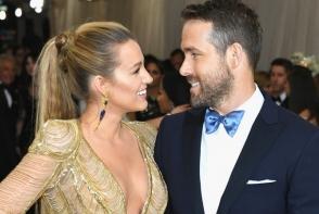 Blake Lively si Ryan Reynolds au aratat perfect la o premiera de film. Vezi cum s-a afisat frumosul cuplu - FOTO