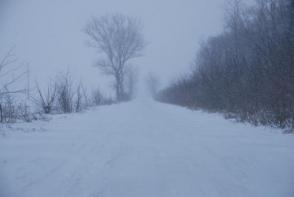 Un copil a mers 4 kilometri prin viscol si -9 grade. Cum arata cand a ajuns la scoala - FOTO