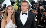 Brad Pitt si Jennifer Aniston sunt impreuna deja? George Clooney a pus la cale o intalnire si i-a adus din nou impreuna - FOTO