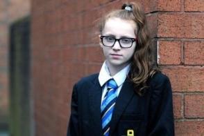A fost trimisa acasa de la scoala, dintr-un motiv greu de inteles. Ce a facut-o pe profesoara sa o scoata din clasa