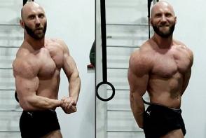Obtine un posterior brazilian cu un antrenament oferit de campionul la bodybuilding, Vitalie Raducanu.  Vezi cat de mult am muncit, dar si ne-am distrat in sala de forta - VIDEO