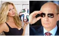 Ea e noua iubita a lui Putin. Formele ei sexy si chipul angelic l-au vrajit pe liderul de la Kremlin - FOTO