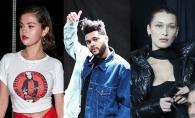 The Weeknd canta despre fostele sale iubite in noul album. Interpretului ii este dor de Bella Hadid, iar Selena Gomez i-a frant inima - VIDEO
