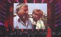 Gheorghe Urschi, cu ochii in lacrimi! Maestrul a avut parte de un concert grandios, cu ocazia aniversarii de 70 de ani - GALERIE FOTO