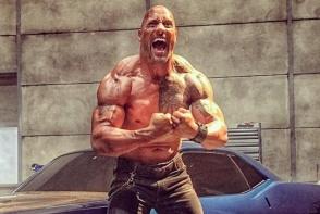 Ce mananca Dwayne Johnson atunci cand nu tine dieta? Imaginea cu care si-a uimit toti fanii - FOTO