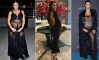 Elena Basescu, o graviduta dezgolita frumos! S-a inspirat de la Kim Kardashian? FOTO