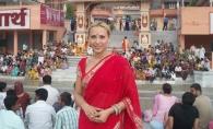 Iulia Vantur duce o viata de printesa in India. Iata de ce ii este dor de Romania - VIDEO