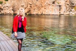 Prezentatoarea PRO TV, Silvia Petrov, escapada romantica de ziua ei: