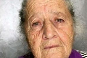 O bunicuta de 80 de ani si-a lasat nepoata sa o machieze si coafeze! Rezultatul te va lua prin surprindere - VIDEO