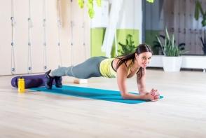 Cele 6 beneficii ale plank-ului. Afla cum se executa corect acest exercitiu