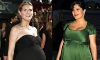 Gravide celebre, inselate de iubitii sai chiar in perioada sarcinii. Cine sunt vedetele care au suferit enorm - FOTO