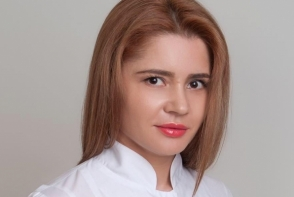 Veronica Vizdoaga, despre porii dilatati: