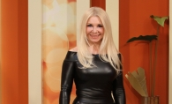 Ludmila Balan, intr-o rochie cu decolteu indraznet! Mama lui Dan Balan a mai bifat inca o aparitie sexy - FOTO