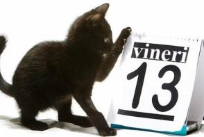 Vineri 13 este ziua in care se aglomereaza cele mai multe si mai inspaimantatoare superstitii. Ce trebuie sa faci cand iesi din casa