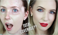 Unde poti gasi legendarul fond de ten Dermacol MAKE-UP COVER in Chisinau - VIDEO