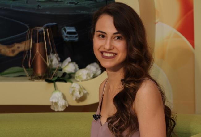 Avea frica de scena, insa s-a ales cu titlu si premiu la un concurs de frumusete. Maggy Platon a povestit despre participarea la Miss Tourism Beauty Moldova - VIDEO