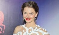 Elizaveta Boyarscaia, intr-o rochie cu sanii la vedere! Artista a intors toate privirile la un eveniment - FOTO