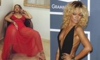 """Cat de mult s-a ingrasat Rihanna. Fanii: """"Esti atat de grasa, ce s-a intamplat cu tine?"""""""