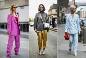 Afla care sunt pantalonii la moda in 2018 si mai ales cum sa ii porti. Vei constata ca optiunile sunt chiar prea multe - FOTO