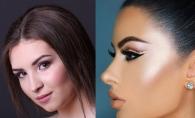 Dianna Stan, make-up artist, despre tehnica strobing sau cum aplicam corect iluminatorul - FOTO