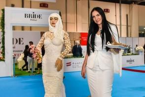 Cel mai scump tort de nunta a fost realizat in Dubai. Cum arata prajitura care a costat 1 milion de Dolari - FOTO