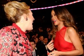 Adele a scris un eseu despre Rihanna, iar cuvintele ei sunt emotionante. Iata ce a dezvaluit - FOTO