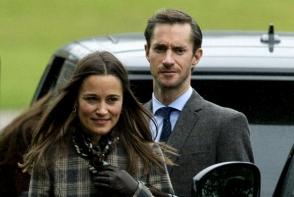 Pippa Middleton e insarcinata. Sora ducesei de Cambridge asteapta un copil cu sotul ei - FOTO