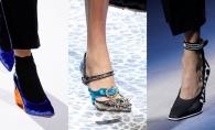 10 pantofi grafici de purtat in acest sezon! Accesoriile si mai ales pantofii se remarca prin cele mai interesante grafisme - FOTO