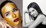 Dianna Stan vine cu o solutie pentru problemele cu care se confrunta tenul: Gold Mask. Tanara a dezvaluit care sunt beneficiile acestei masti - FOTO