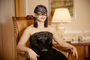 Diana Ballerini, nasa pentru a doua oara. Fina este o cunoscuta cantareata - FOTO
