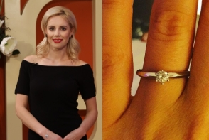 La nici cateva luni de la cererea in casatorie, prezentatoarea Silvia Petrov si-a pierdut inelul de logodna. Vezi daca va mai avea loc o nunta sau nu - VIDEO