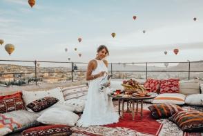 Cristina Surdu, despre cea mai recenta vacanta in Turcia si despre cum sa calatoresti cu stil: