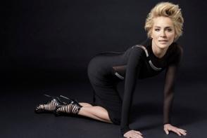 Cum se mentine Sharon Stone la 60 de ani:
