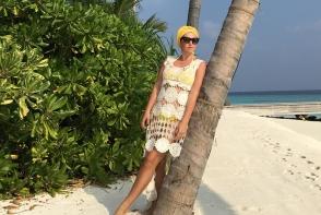 Escapada de weekend la mare! Jasmin Shor si-a petrecut sfarsitul saptamanii intr-o tara exotica - FOTO