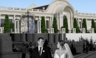 Luxul si opulenta au fost prezente la o nunta de la noi. Excentricul eveniment a avut loc la un palat grandios - VIDEO
