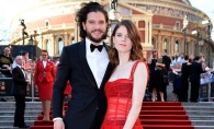 """Invitatiile de nunta ale lui Kit Harington si Rose Leslie sunt cu tematica """"Game of Thrones"""". Vezi cum arata - FOTO"""