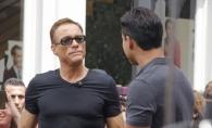 Fiul cel mai mare al lui Jean-Claude Van Damme calca pe urmele tatalui. Cat de mult seamana cei doi - FOTO