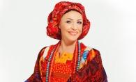 Nadejda Babkina, la 68 de ani in costum de baie si fara pic de machiaj. Artista si-a etalat formele voluptoase - FOTO