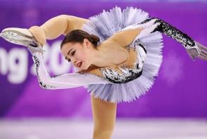 Scandal in lumea sportului rusesc. Este implicata patinatoarea Evgenia Medvedeva - FOTO