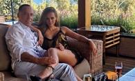 Sotul Xeniei Deli, mai mare cu 36 de ani, mai are 3 copii cam de varsta frumoasei sale sotii. Vezi ce a declarat celebrul model - FOTO