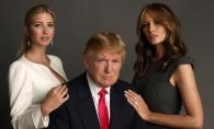 Melania Trump nu o suporta pe Ivanka, fiica lui Donald Trump. Ravneste aceasta la averea tatalui sau? - FOTO