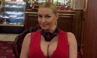 Anastasia Volcikova a dansat in lenjerie senzuala, pentru followerii sai: