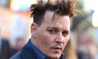 "Johnny Depp a sarit la bataie: ""Iti dau 100.000 de dolari sa imi dai un pumn!"". Actorul a consumat alcool peste masura - FOTO"