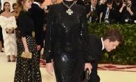 O romanca a facut senzatie la Met Gala. Vogue a inclus-o in topul celor mai bine imbracate femei - FOTO
