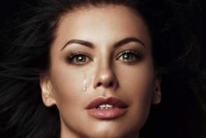 Natalia Barbu, cu lacrimi in ochi: